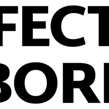 Perfection is Boring by Eurozerozero