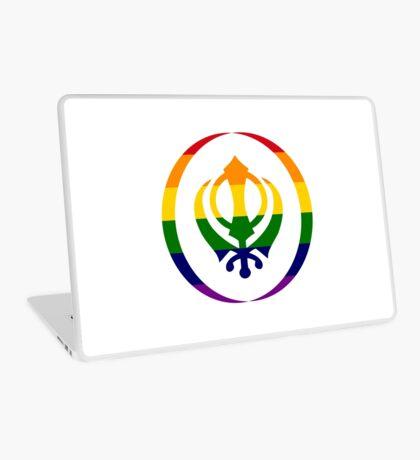 Sikh (Rainbow) Laptop Skin