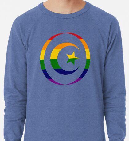 Muslim (Rainbow) Lightweight Sweatshirt