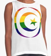 Muslim (Rainbow) Third Culture Series Sleeveless Top