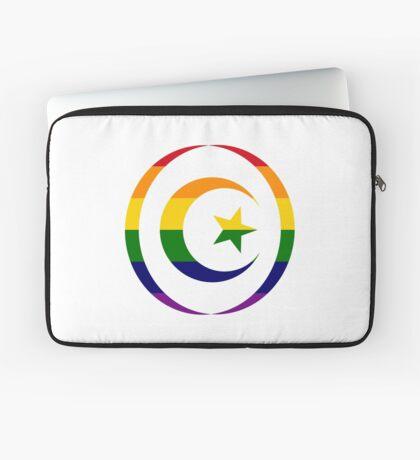 Muslim (Rainbow) Laptop Sleeve