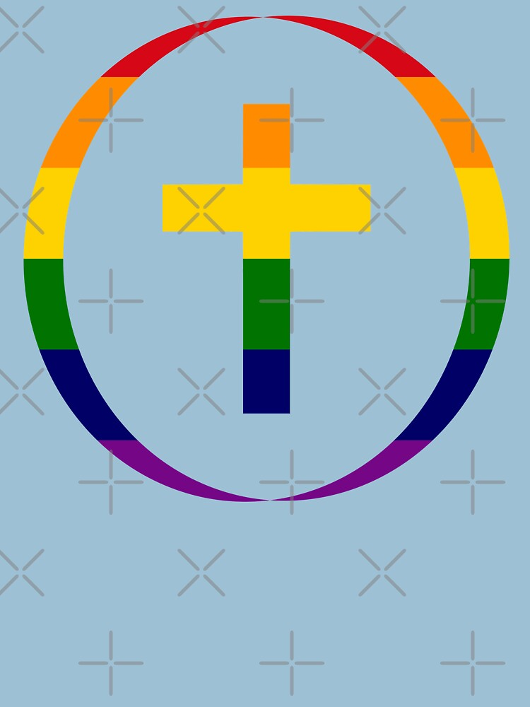 Christian (Rainbow) Third Culture Series by carbonfibreme