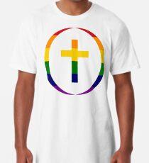 Christian (Rainbow) Third Culture Series Long T-Shirt