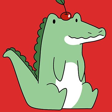 Cherry Alligator  by SaradaBoru