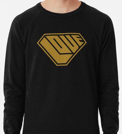 Love SuperEmpowered (Gold) Lightweight Sweatshirt