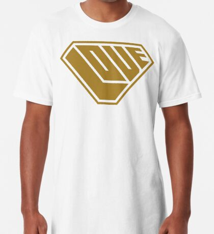 Love SuperEmpowered (Gold) Long T-Shirt
