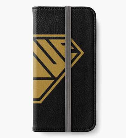Love SuperEmpowered (Gold) iPhone Wallet