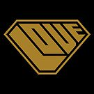 Love SuperEmpowered (Gold) by Carbon-Fibre Media