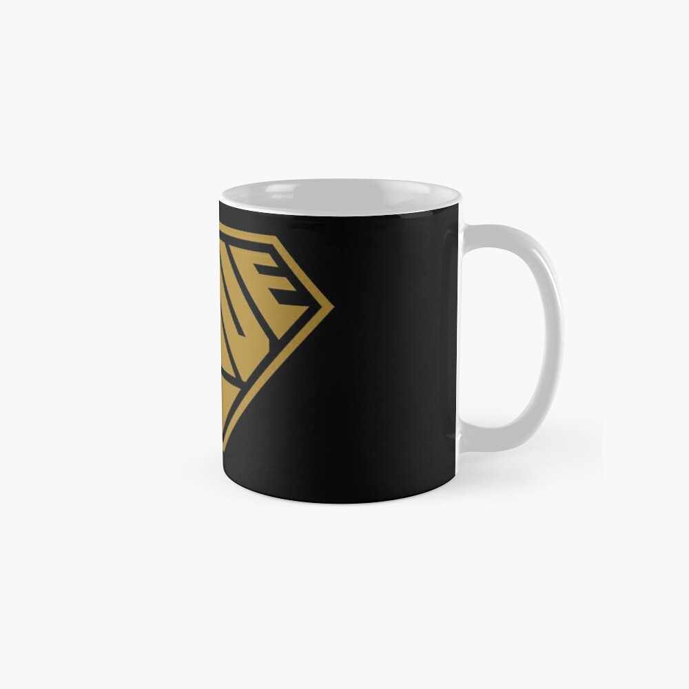 Love SuperEmpowered (Gold) Classic Mug