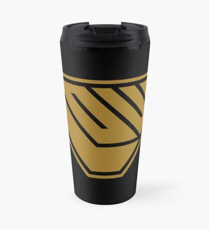 Love SuperEmpowered (Gold) Travel Mug