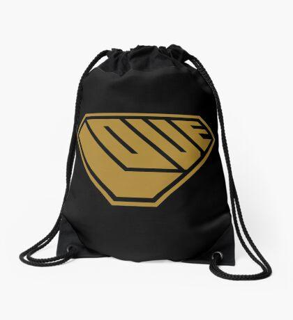 Love SuperEmpowered (Gold) Drawstring Bag