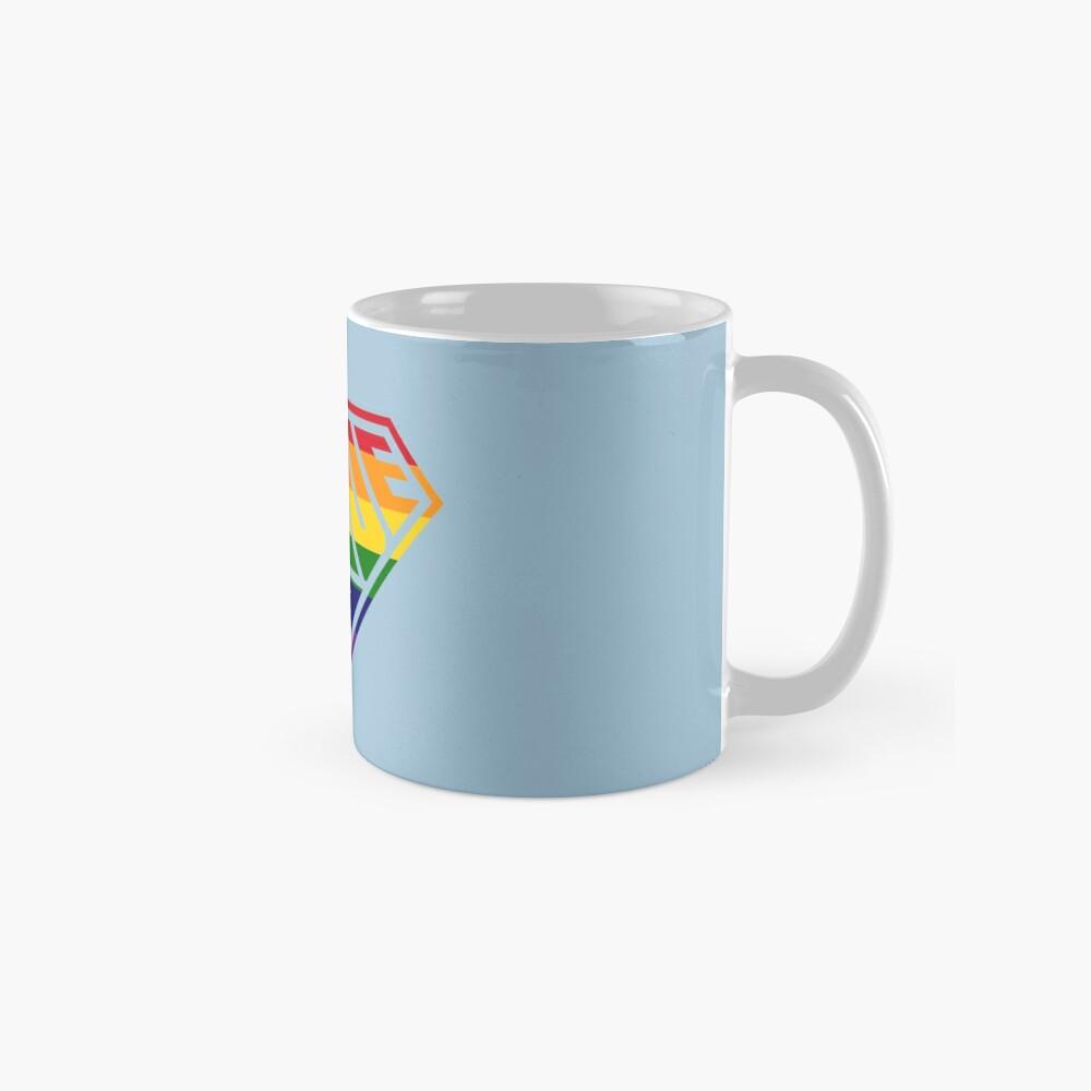Love SuperEmpowered (Rainbow) Classic Mug
