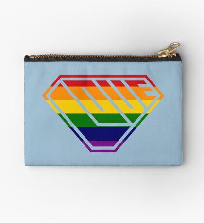 Love SuperEmpowered (Rainbow) Studio Pouch