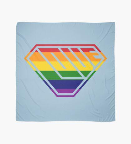 Love SuperEmpowered (Rainbow) Scarf