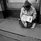 Beggar  by Eliza-mac
