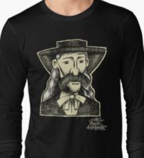 Wild Bill Hickock. Long Sleeve T-Shirt