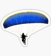 paragliding Sticker
