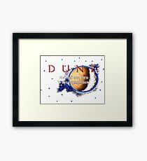 Dune - Kampf um den Wüstenplaneten Framed Print
