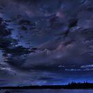 Maine Twilight by Theresa Wall Duggan