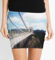 Clifton Suspension Bridge Mini Skirt