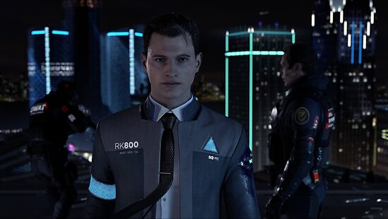 Detroit: Become Human by dowyi11