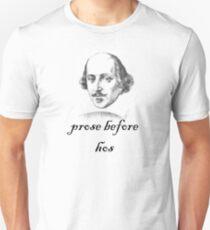 prose before hos Slim Fit T-Shirt