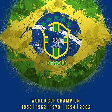 Brazil National Team   Russia FIFA World Cup 2018 by customstyle