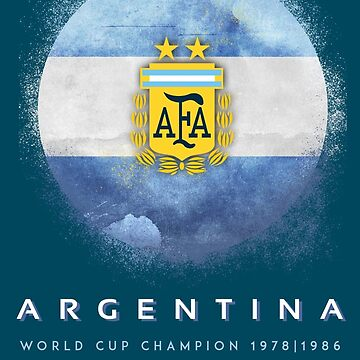 Argentina Team   Russia FIFA World Cup 2018 Fan Artwork by customstyle