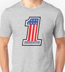 #1 USA Stars & Stripes Evel Knievel  Unisex T-Shirt