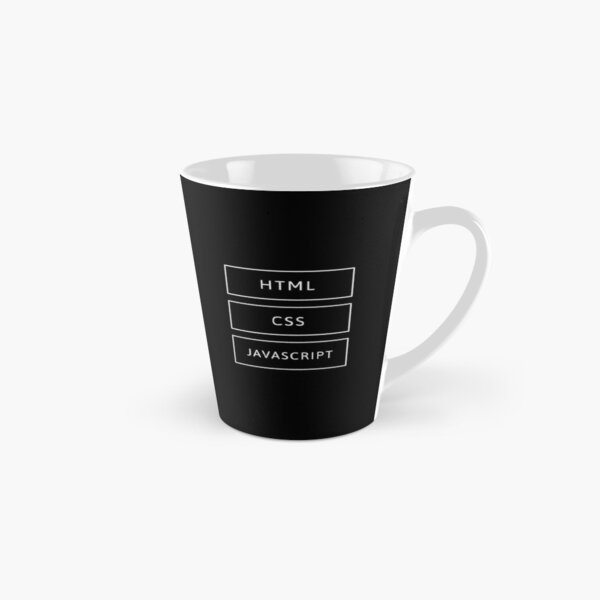HTML, CSS & JavaScript Developer Tall Mug