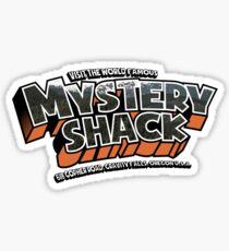 Mystery Shack Sticker