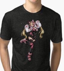 Lucky Chloe - Tekken Tri-blend T-Shirt