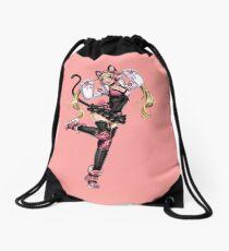 Lucky Chloe - Tekken Drawstring Bag