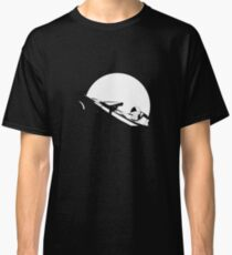 Camiseta clásica Starman In Space Tesla Roadster