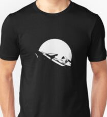 Starman In Space Tesla Roadster Unisex T-Shirt
