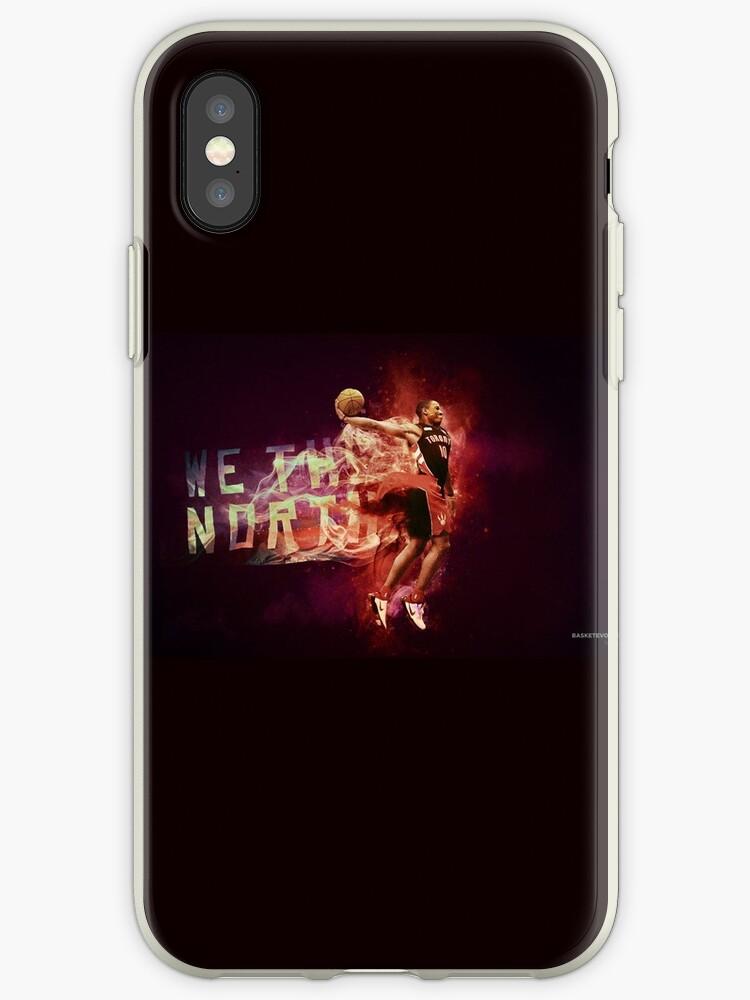 best cheap b3ad4 5c02b 'We The North- Demar Derozan' iPhone Case by TorontoSports