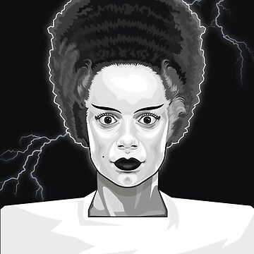 Bride of Frankenstein by tmhoran