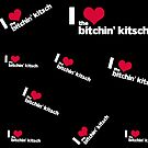 I <3 The Bitchin' Kitsch by THExperience