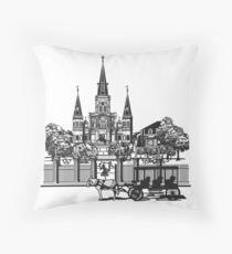 New Orleans, Louisiana Floor Pillow