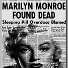 Marilyn Monroe Found Dead by Richard  Gerhard