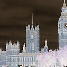 Big Ben and the House's of Parliamenrt. by Marie Brown ©