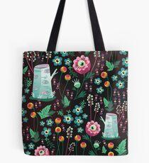 Eyeball Garden  Tote Bag