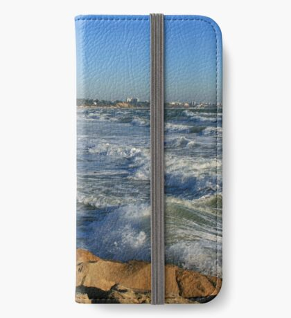 A Little Choppy! iPhone Wallet