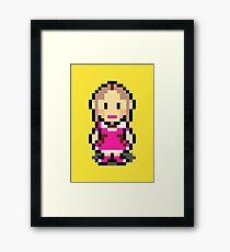Hinawa - Mother 3 Framed Print