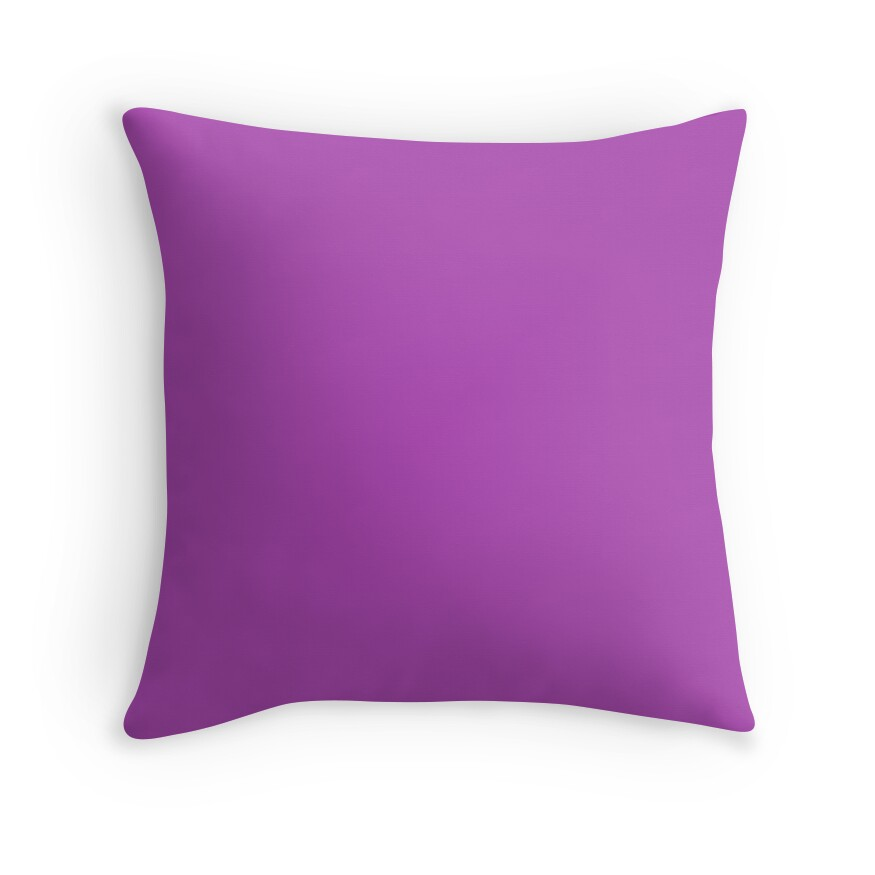Solid Medium Orchid Purple Pink Color