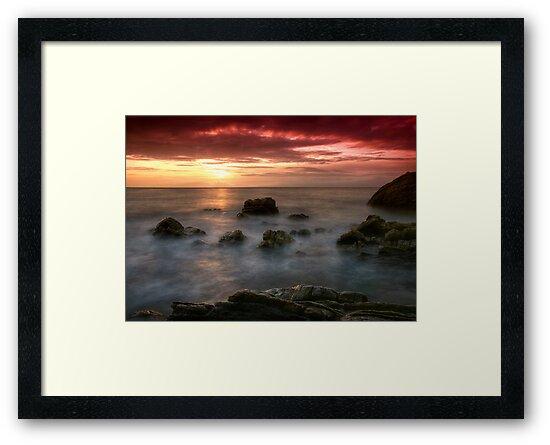 Sunset by Martina Cross