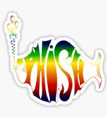 Phish cur Sticker