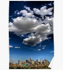 Denver Skyline 2 Poster