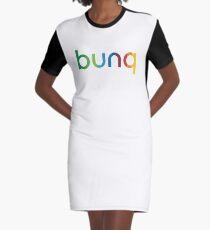 bunq Rainbow. Graphic T-Shirt Dress