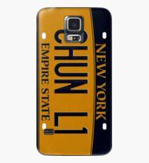 PLATES SAY CHUN-LI Case/Skin for Samsung Galaxy